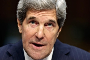 Secretario de Estado, John Kerry