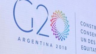 Procuran planificar protesta contra la cumbre del G20