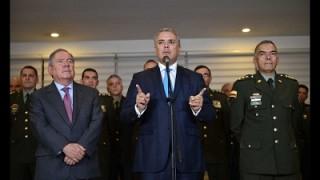 Iván Duque habilita el toque de queda ante un paro nacional en Colombia