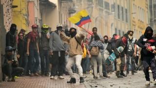 El Gobierno de Ecuador declara estado de excepción