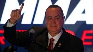 El conservador Giammattei gana las elecciones en Guatemala