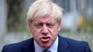 Con un pedido por Malvinas, Fernández le devolvió el saludo a Boris Johnson