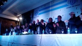 La Confederación General del Trabajo del Cordón Industrial ratificó su apoyo a la candidatura de Alberto Fernández.