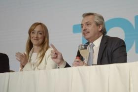 Alberto Fernández viaja a Mendoza con todos los gobernadores peronistas para apoyar a Anabel Fernández Sagasti.