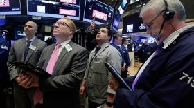 Día agitado en el mercado financiero tras las elecciones primarias del domingo.