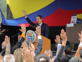 La Asamblea Nacional de Venezuela presidida por Juan Guaidó vota el retorno del país al TIAR.
