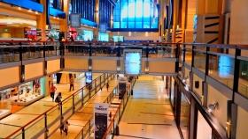 Los shoppings y centros comerciales son lugares donde más se refleja la caída del consumo.