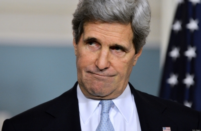 El secretario de Estado, John Kerry