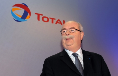 Christophe de Margerie, CEO de Total